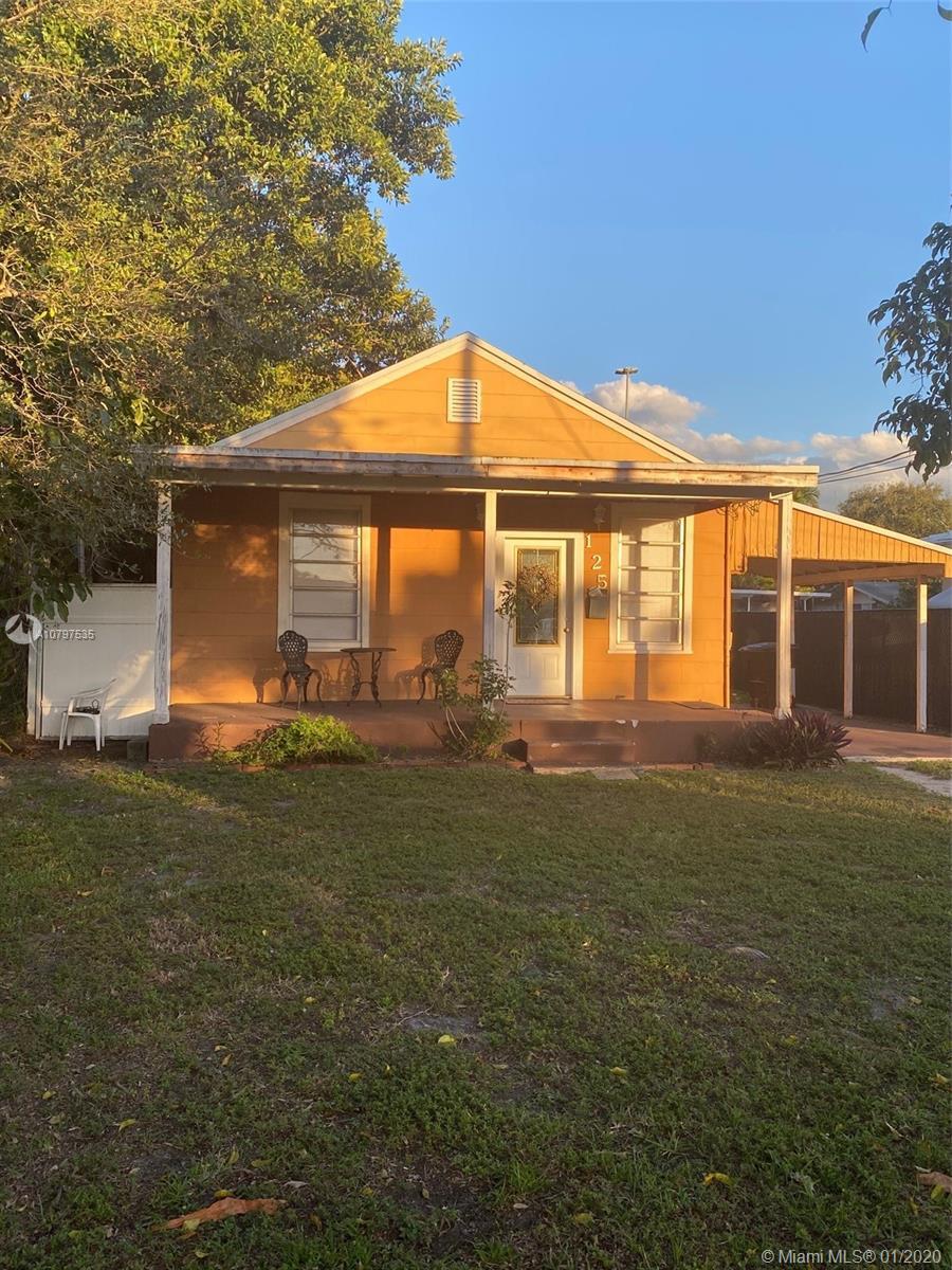 125 Cherokee St, Miami Springs, FL 33166