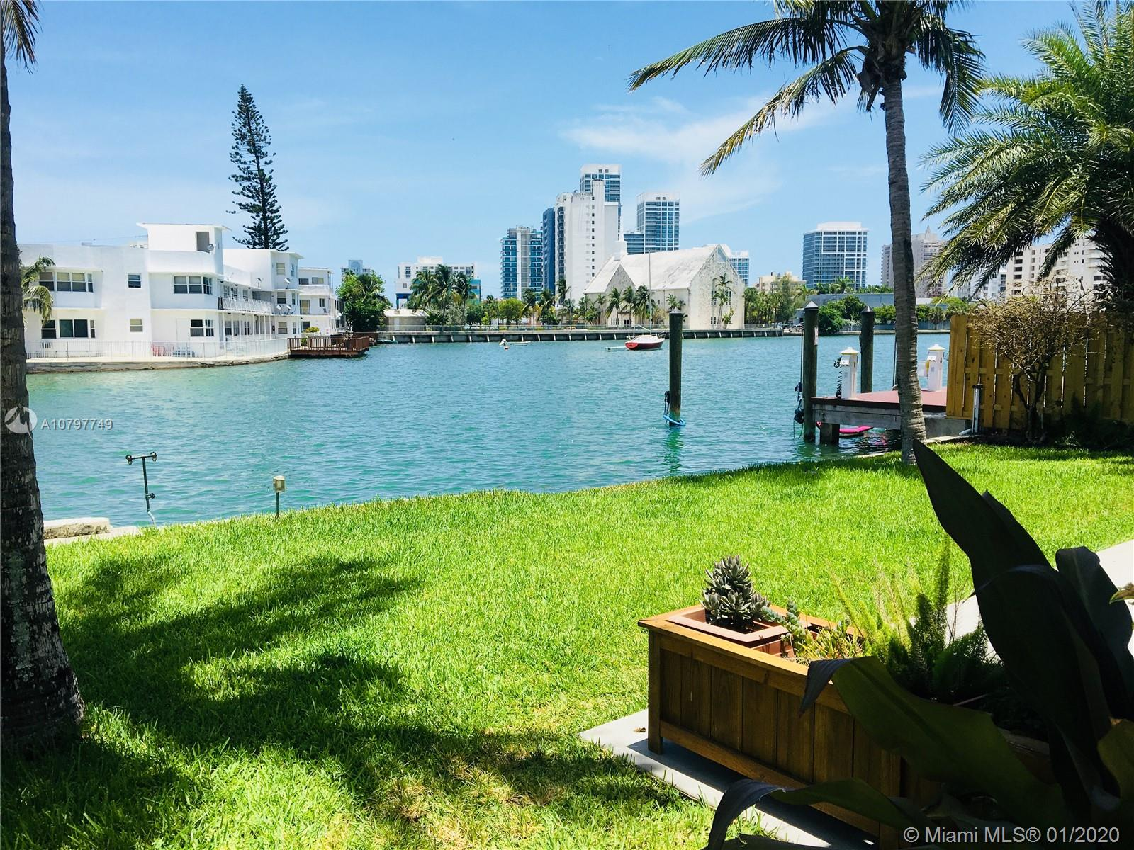 6905  Bay Dr #18 For Sale A10797749, FL