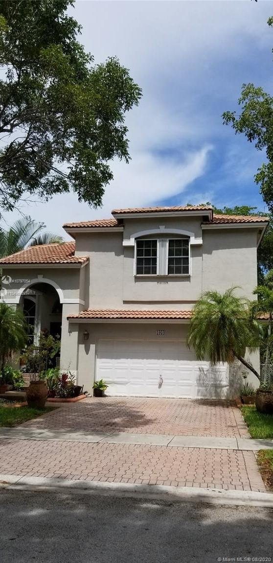 1054 NW 184th Way  For Sale A10797054, FL