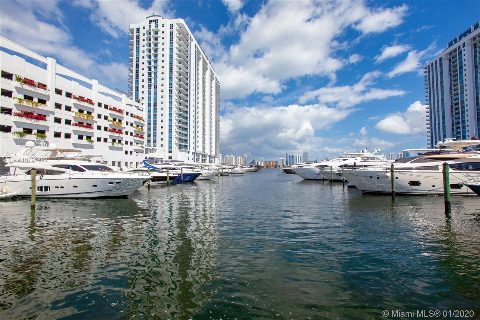 17301  Biscayne Blvd #1706 For Sale A10797882, FL