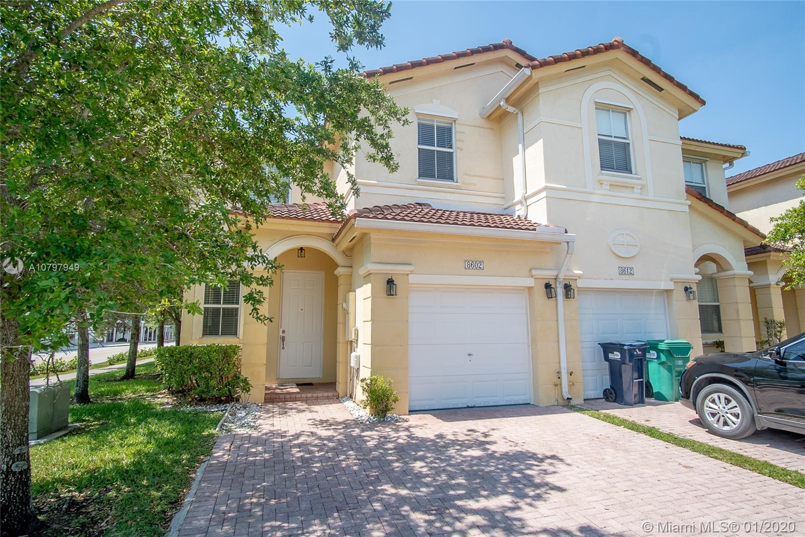 8602 NW 112th Ct #8602 For Sale A10797949, FL