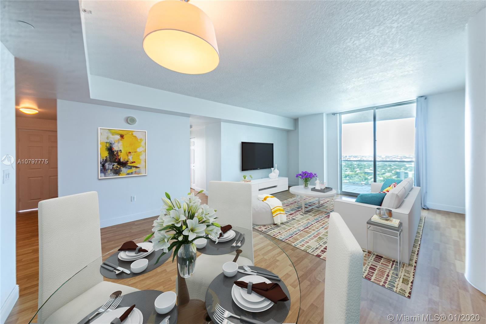 2101  Brickell Ave #3208 For Sale A10797775, FL