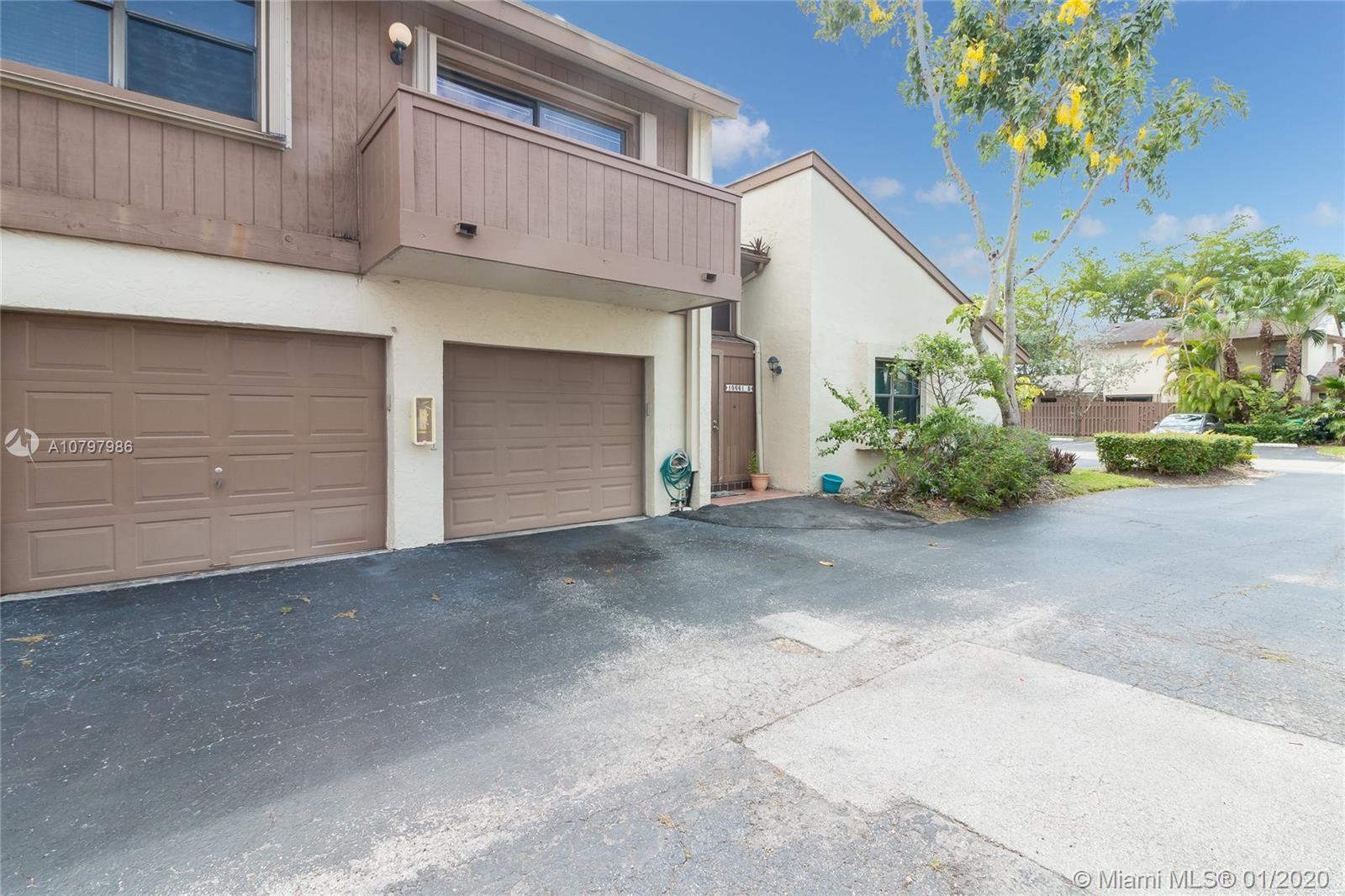 10661 SW 113th Pl #94-D For Sale A10797986, FL