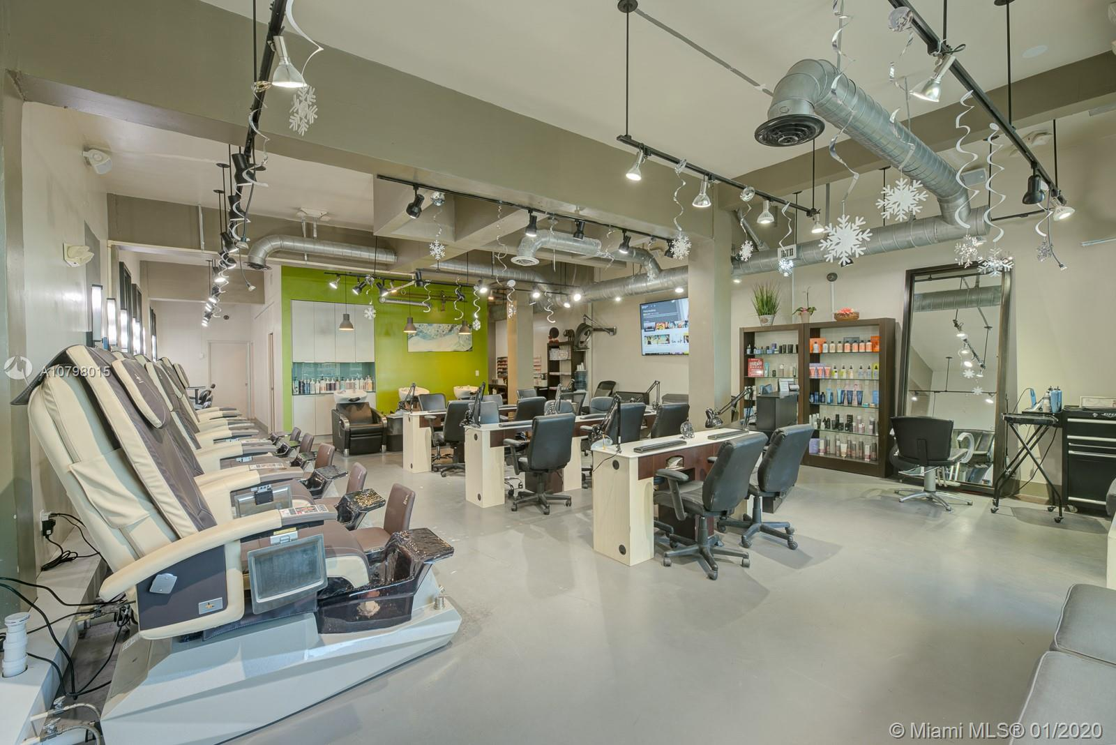 Beauty Salon  For Sale A10798015, FL