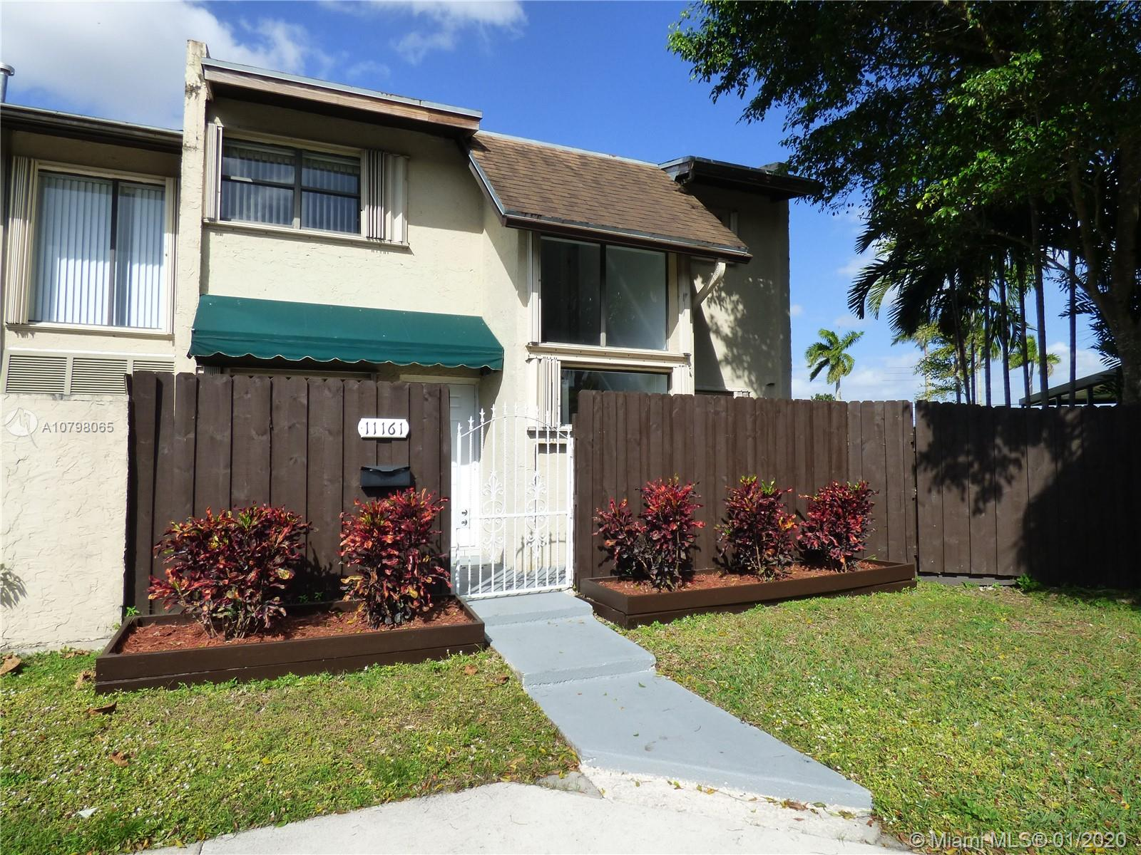 11161 SW 69th Ter  For Sale A10798065, FL