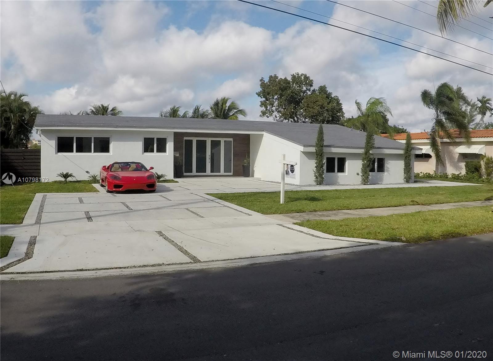 18910 NE 20th Ave  For Sale A10798172, FL