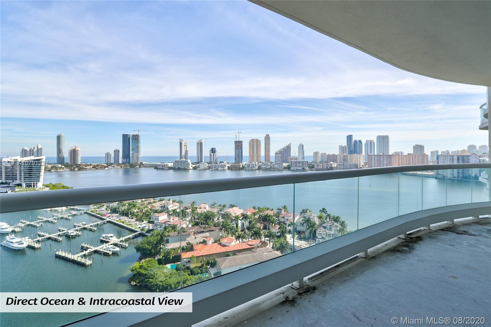 *Raw Unit** Ready for your Custom Build Out. Priced below appraisal! Unit 2502 Renovated sold for $1,590,000. Plenty of equity. Owner spent $150k on redesigning the floorplan to optimize space, have clean lines & views.  Plans & Renderings available.  Flow-Thru Unit has Direct Bay & Ocean Views from Master Suite, Great Room, Kitchen Gas Ready, City and Island View from 2nd and 3rd beds, 2 private terraces,  Private Elevator.  Bldg has Best Amenities on Island: Theater & fitness room, pool, valet, concierge, 24 hr security, wine cellar, breakfast/coffee/juice bar, biz center.  Williams Island has renovated Restaurants, market, resort living, Indoor Pool, 16 court Tennis center & Marina, 27k sq ft spa & fitness center.  Bring Your Contractor & Designer, Owner's Contractor Available.