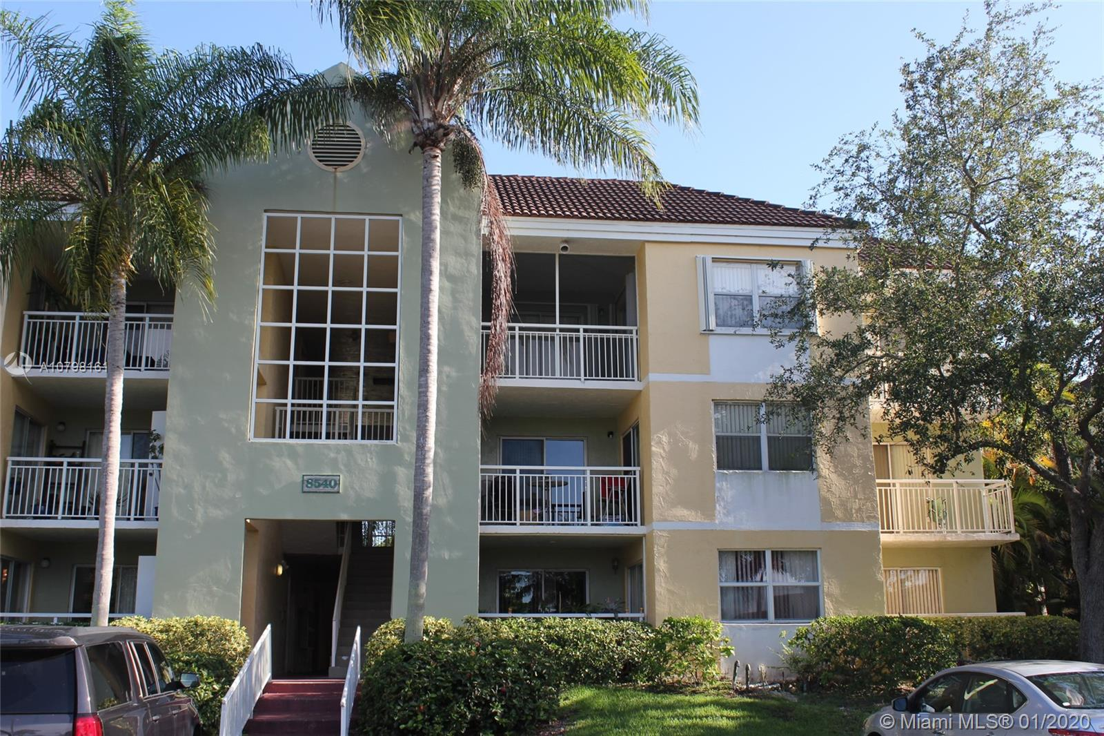 8540 SW 212th St #307 For Sale A10798161, FL