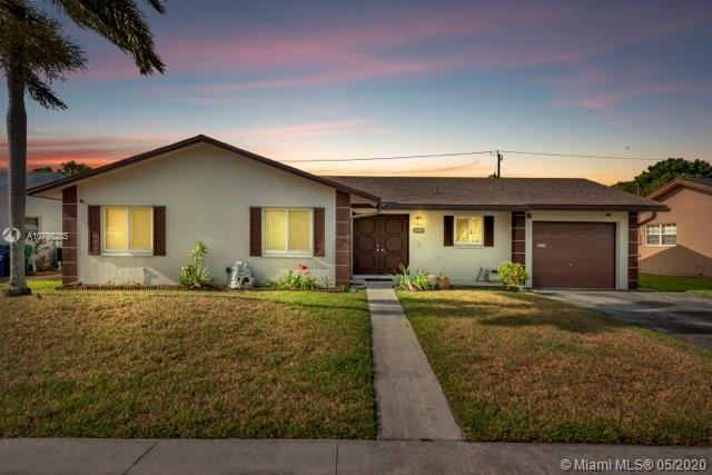 """Incredible efficient & secure home with LOTS of amenities. Features include New Roof (less than 2 years old), all Impact Windows, Alarm System & 8 camera DVR system, Vaulted Ceilings, all Tile floors, Verticles, Upgraded Bathroom with jacuzzi tub (w/inline heater to always stay warm), upgraded kitchen with 42"""" cabinet, granite counters, Stainless Steel appliances (range with double ovens), LED lighting throughout (Average Electricity Bill is only $95.56), roof gutters & MUCH more! A MUST see home. NO HOA!"""