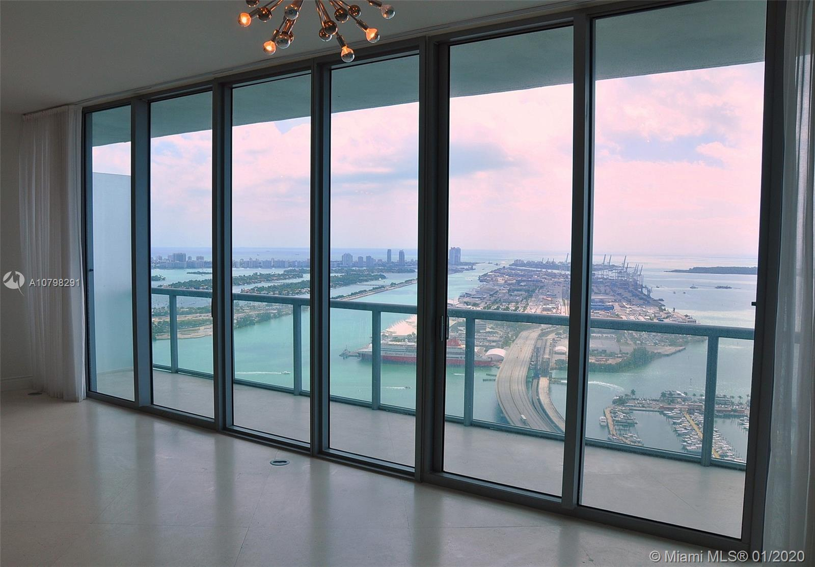 888  Biscayne Blvd #5507 For Sale A10798291, FL