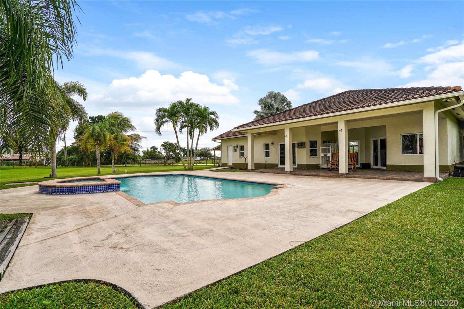 20625 SW 198th St  For Sale A10787856, FL