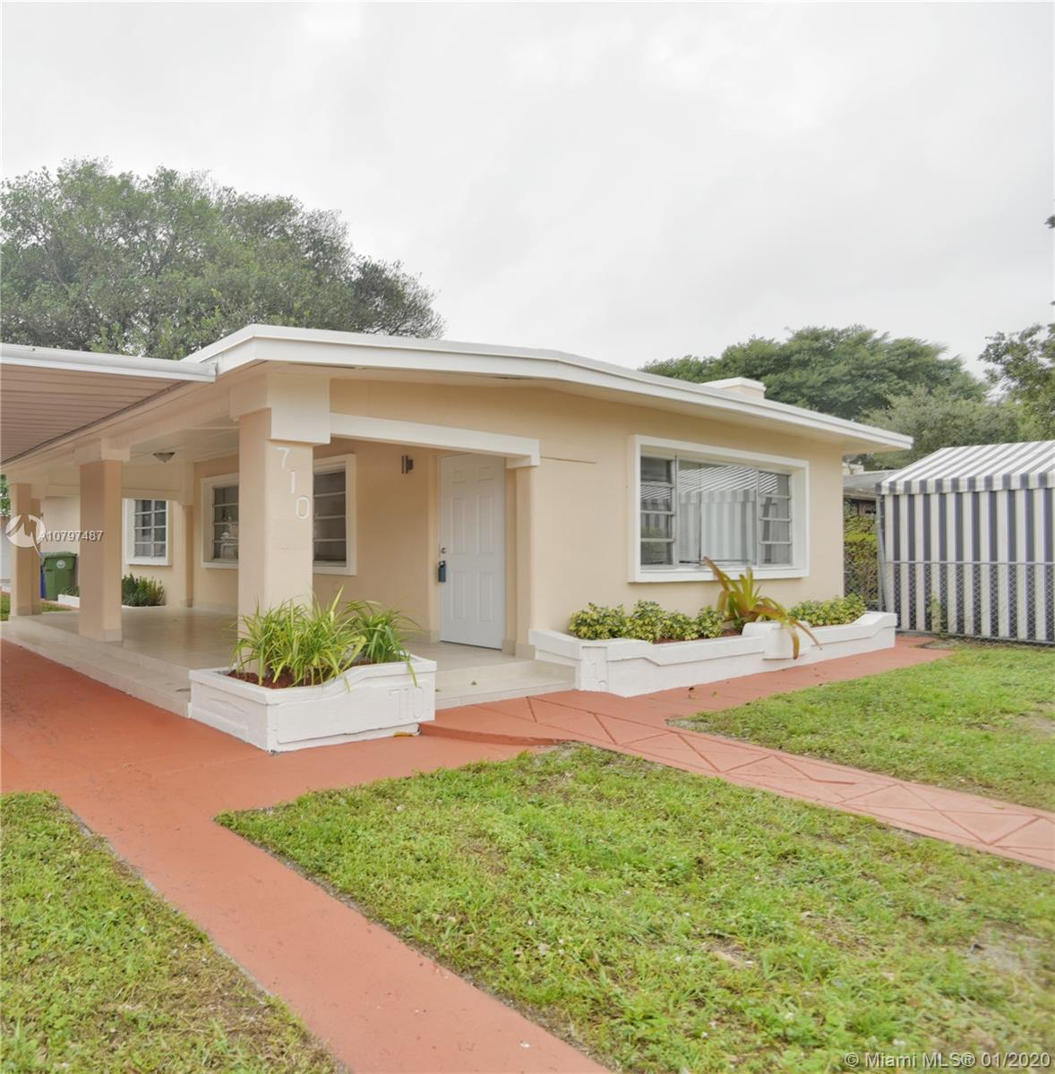 710 NW 45th St  For Sale A10797487, FL
