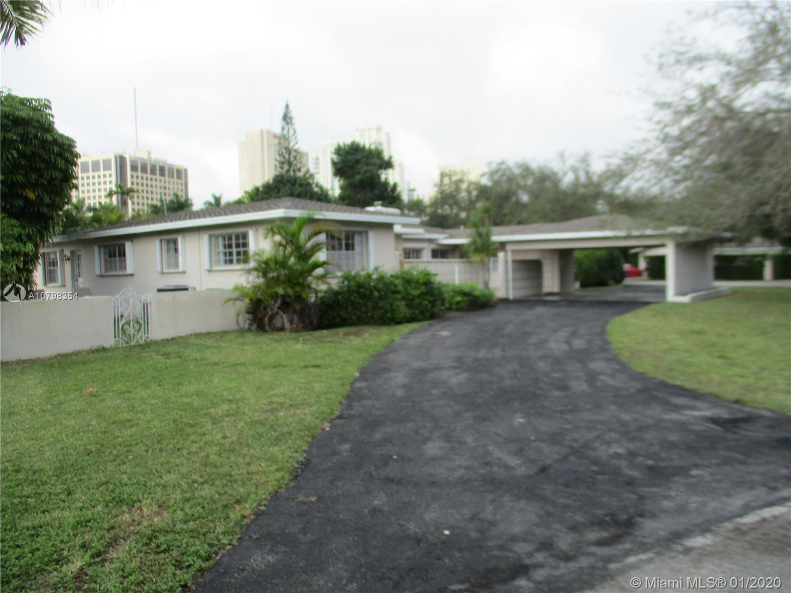 9200 SW 71st Ave  For Sale A10798354, FL