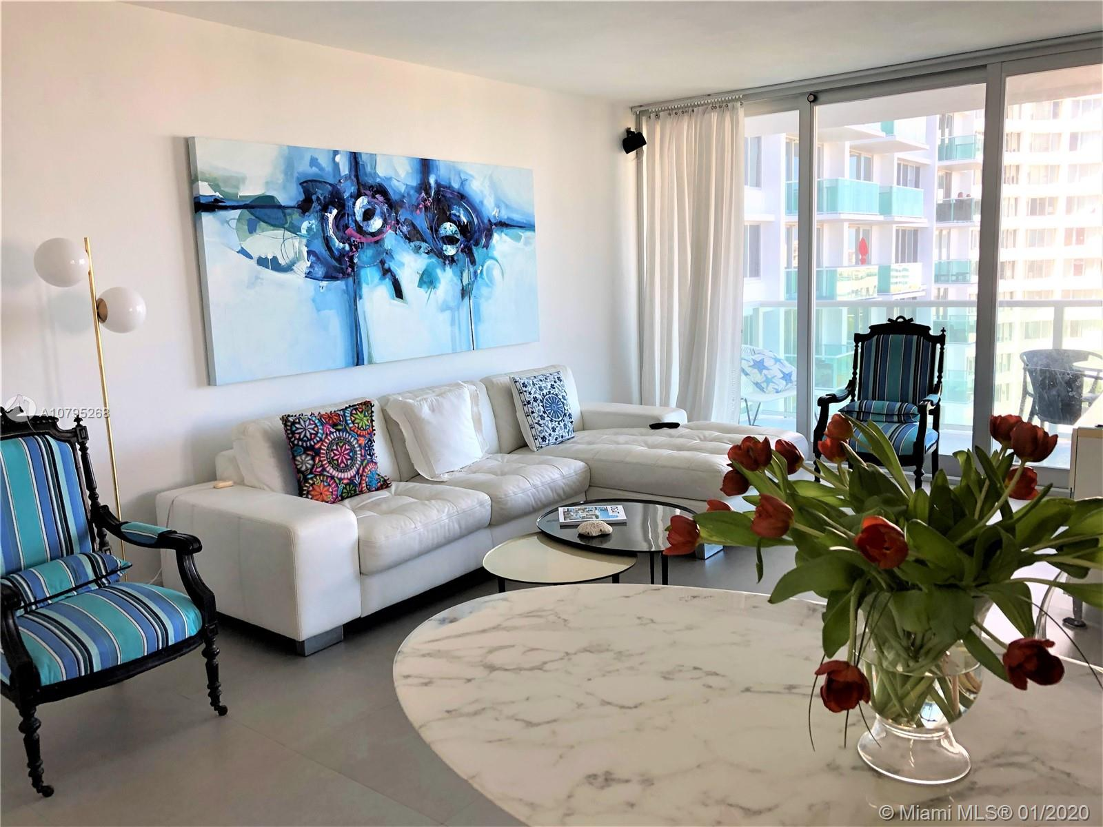 1000  West Ave #803 For Sale A10795268, FL