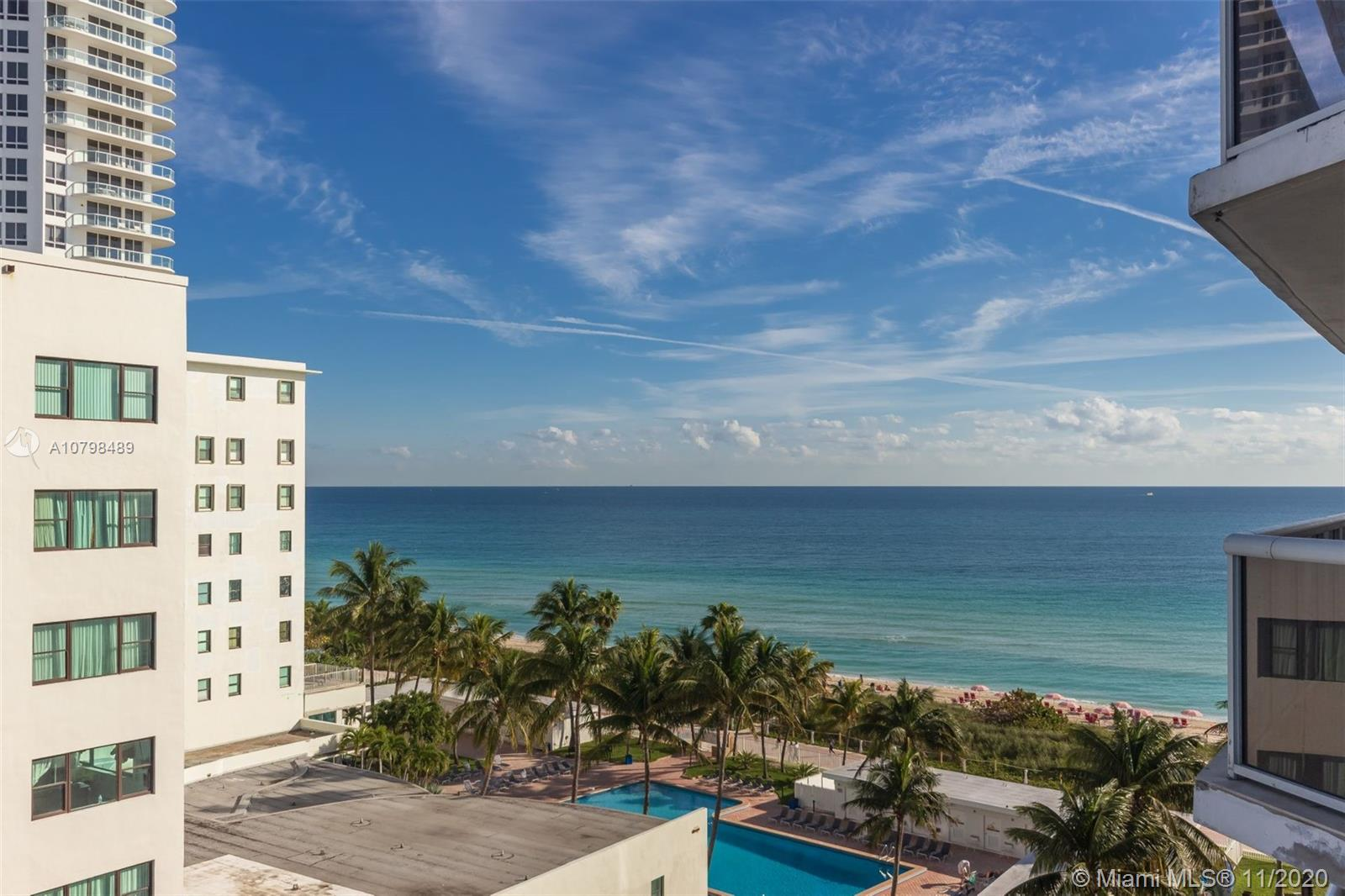 6301  Collins Ave #907 For Sale A10798489, FL