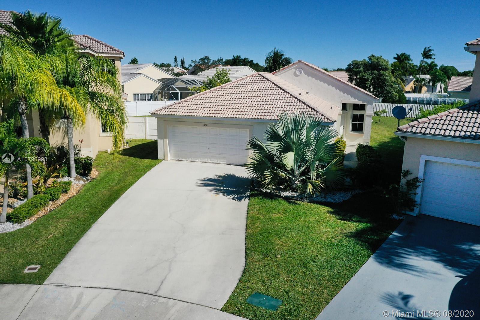 1050  Thistle Creek Ct  For Sale A10796993, FL