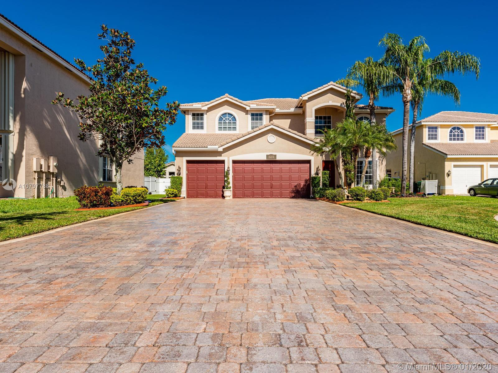 15273 SW 21 Street  For Sale A10797788, FL