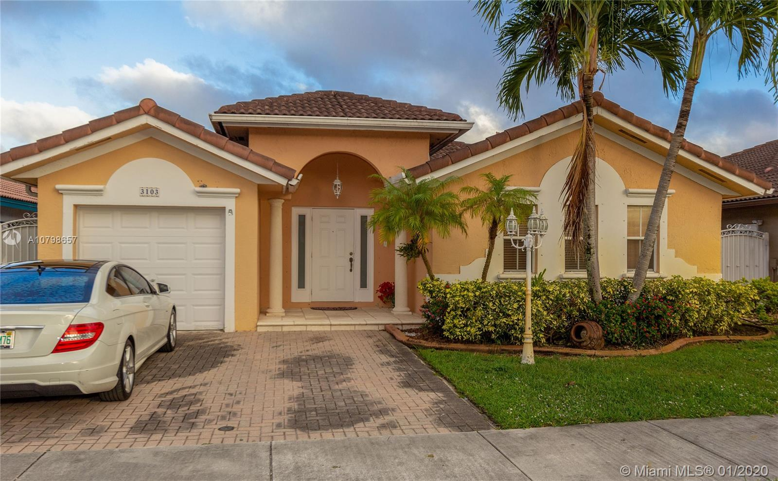 3103 SW 150th Ct  For Sale A10798657, FL