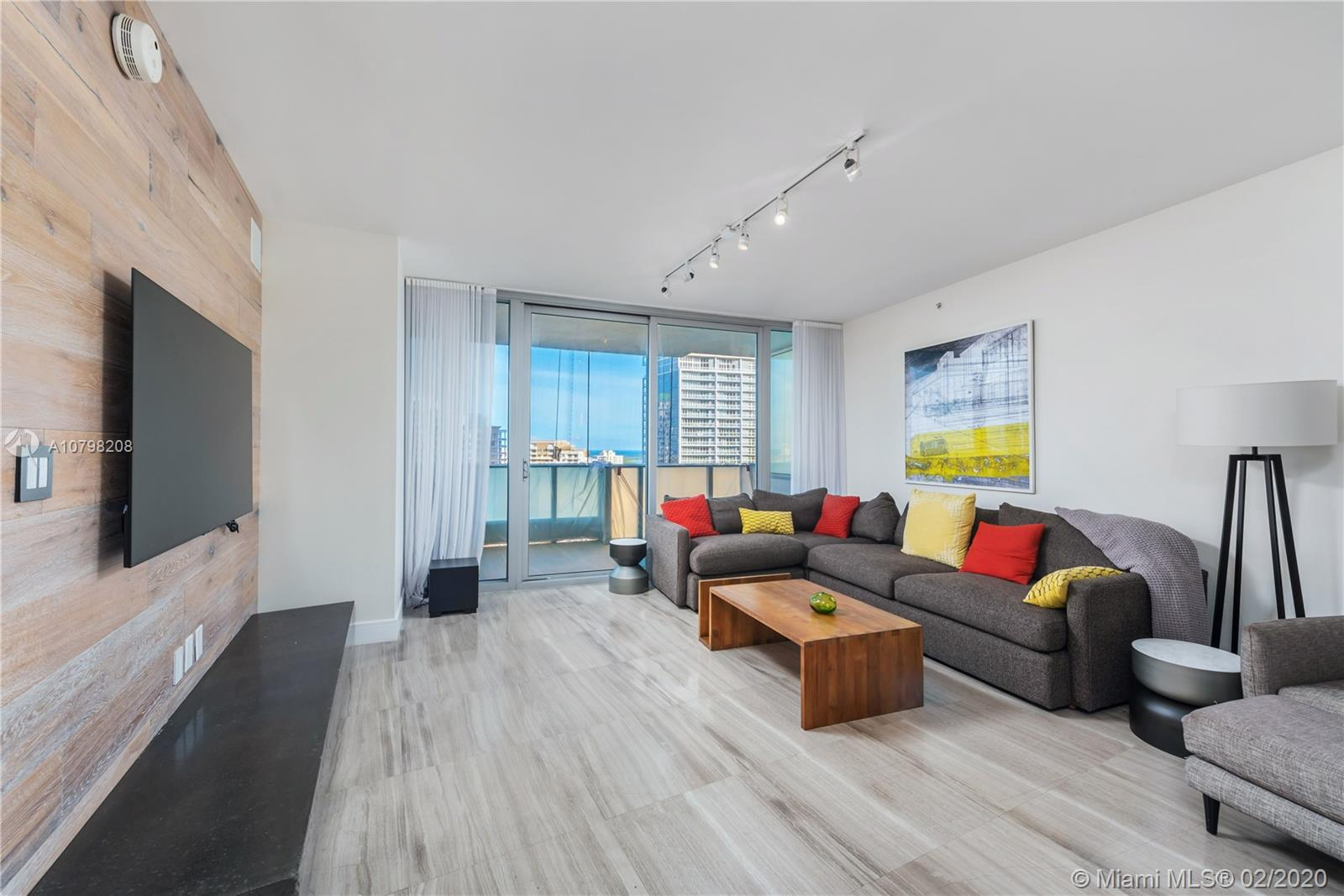 200  Biscayne Boulevard Way #3405 For Sale A10798208, FL