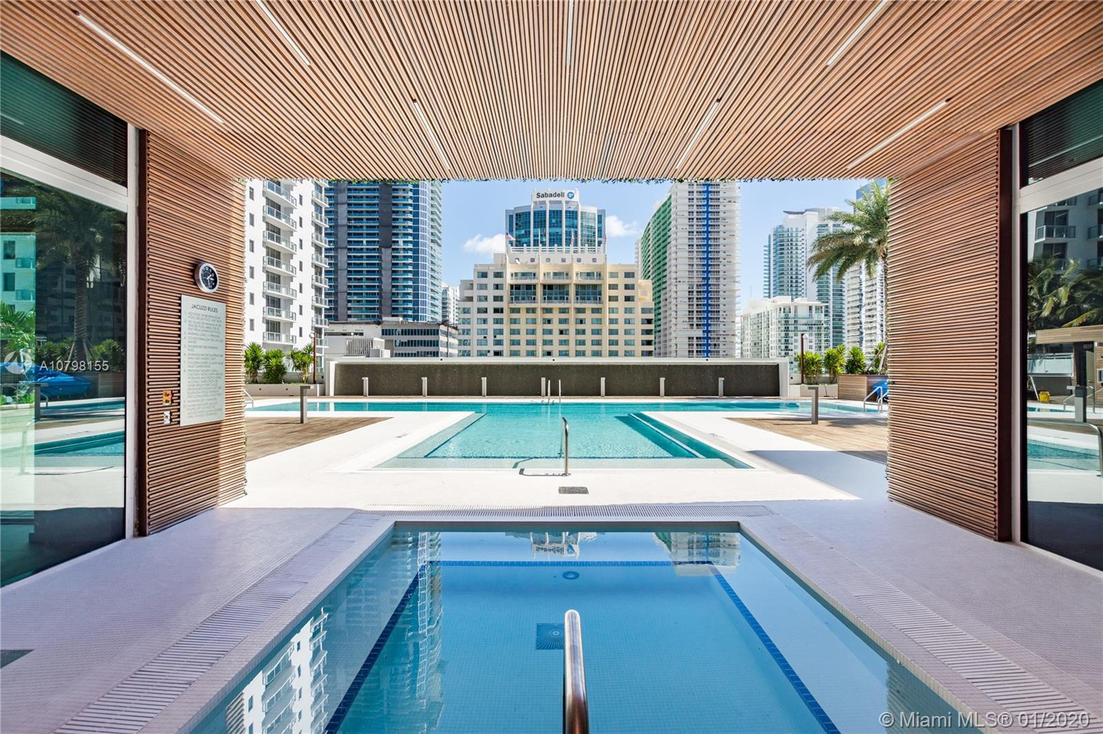 1080  Brickell Ave #3800 For Sale A10798155, FL