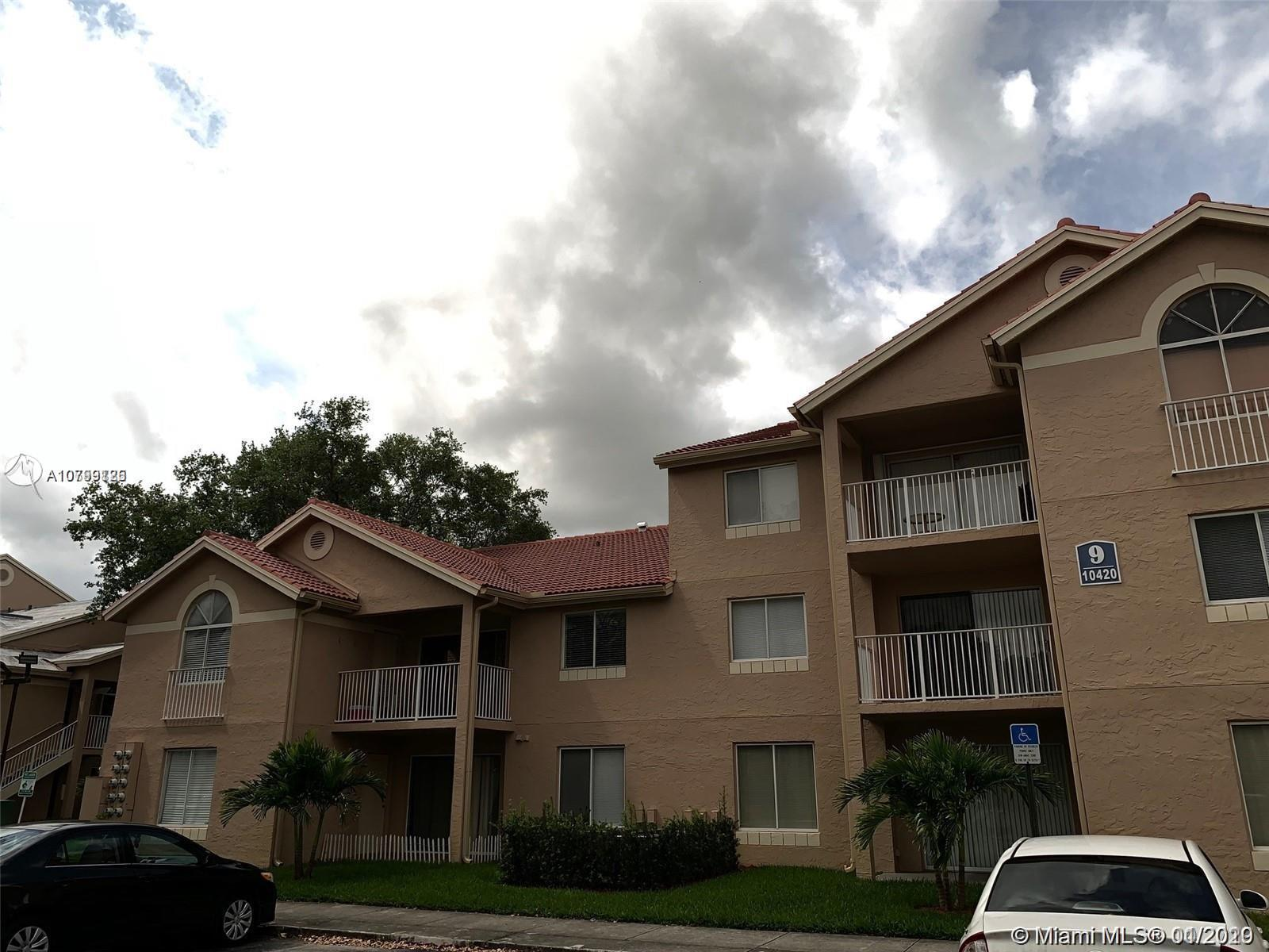 10420 SW 158th Ct #206 For Sale A10799125, FL