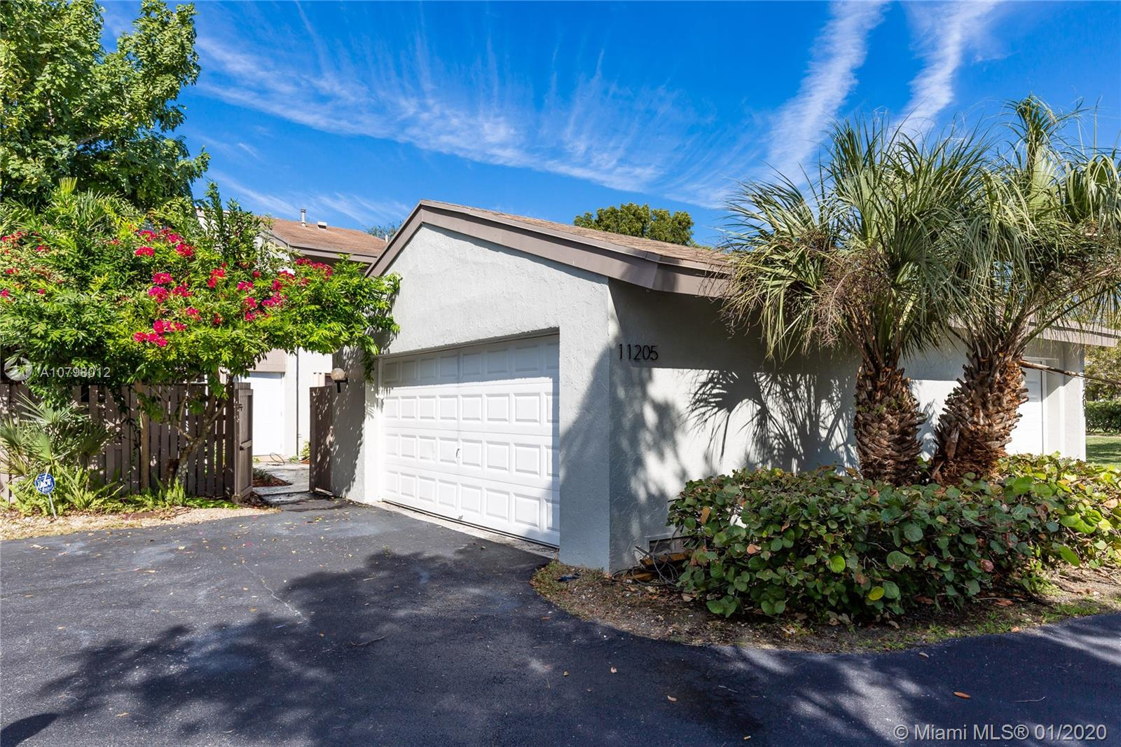 11205 SW 112th St #11205 For Sale A10798012, FL