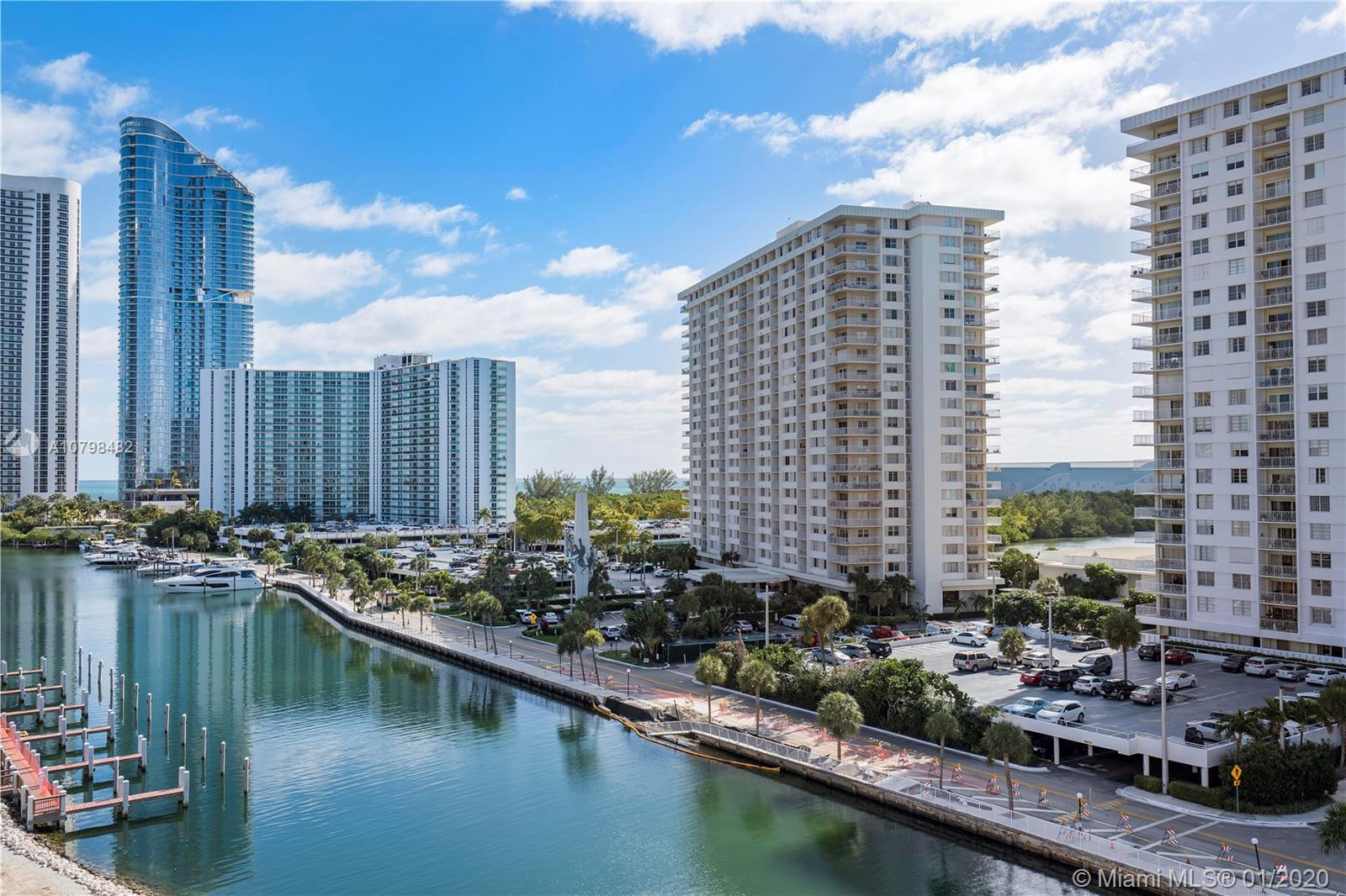 400 Kings Point Dr #822-23 Sunny Isles Beach 33160
