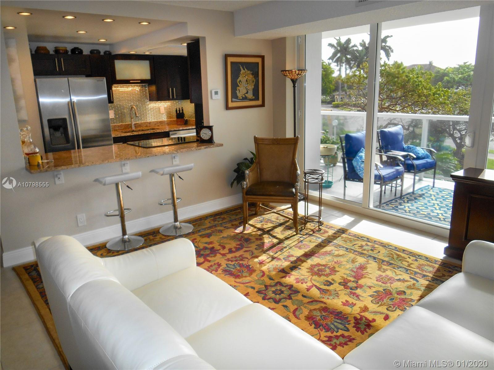 2701 N Ocean Blvd #2D For Sale A10798555, FL
