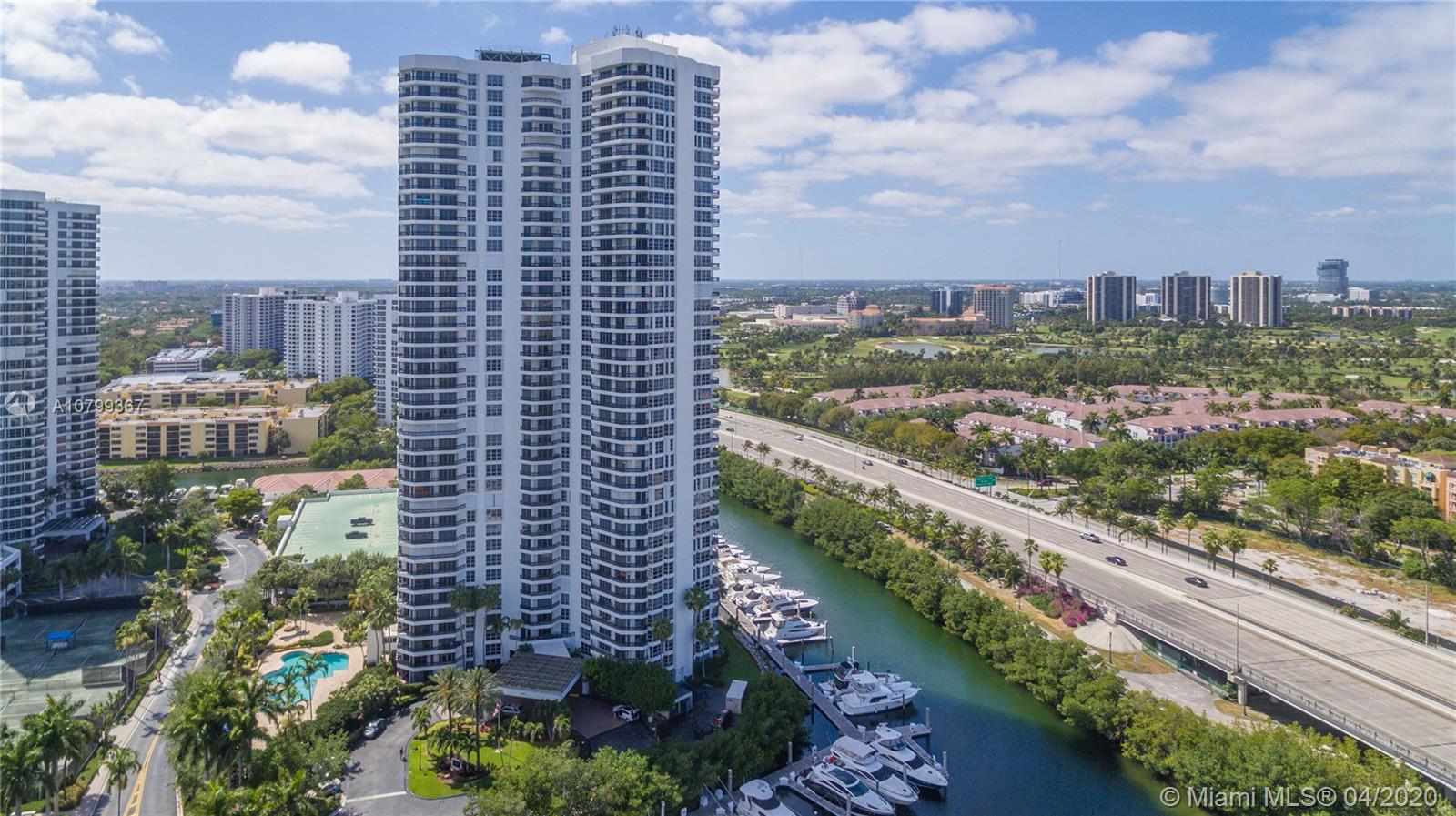 3500  Mystic Pointe Dr #702 For Sale A10799367, FL