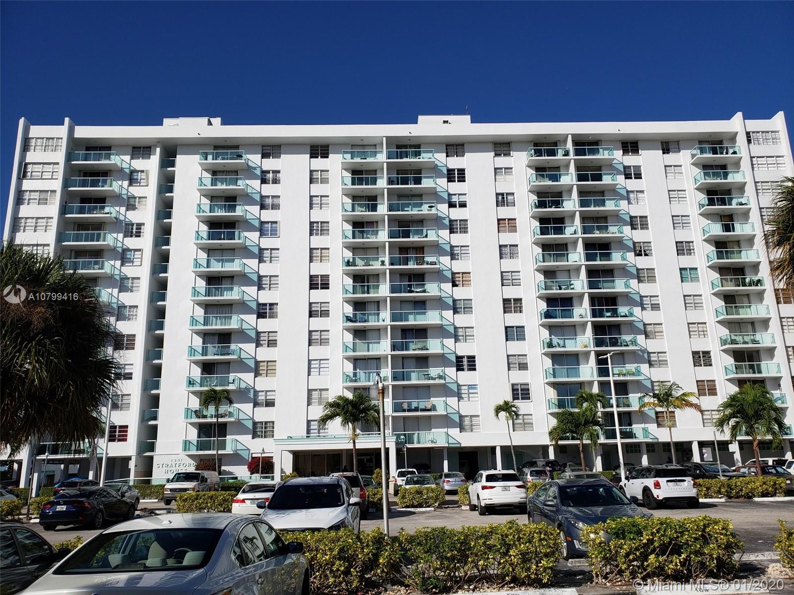 2841 NE 163rd St #608 For Sale A10799416, FL