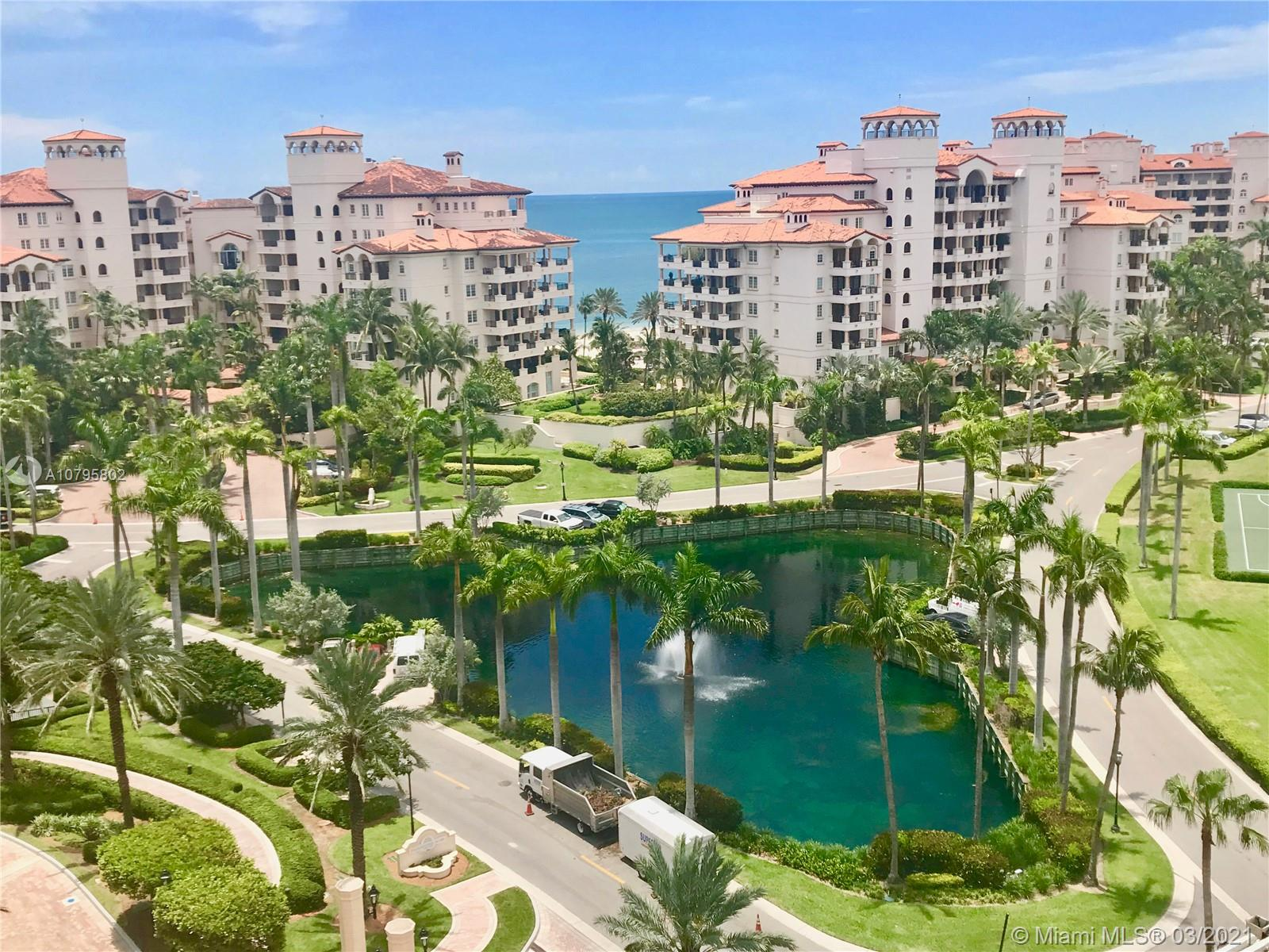 7066  Fisher Island Dr #7066 For Sale A10795802, FL