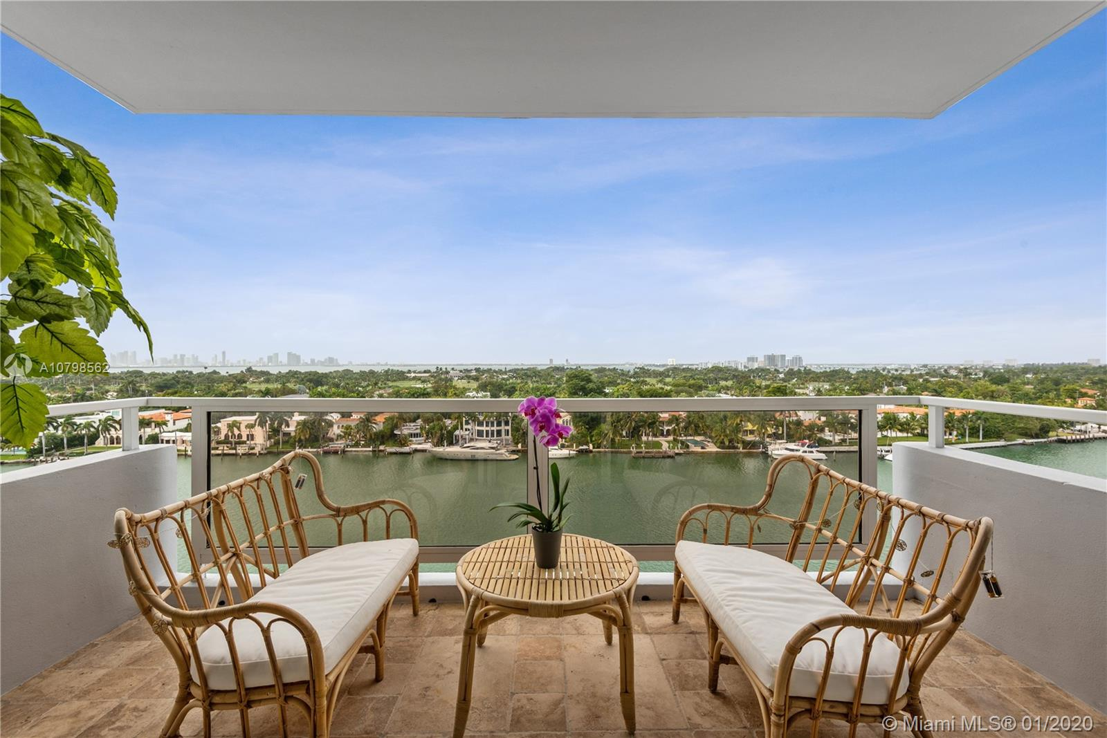 5700  Collins Ave #10G For Sale A10798562, FL