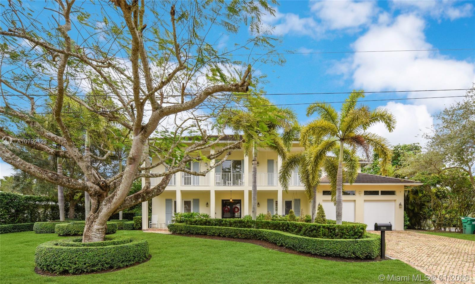 13101 SW 71st Ave  For Sale A10792123, FL