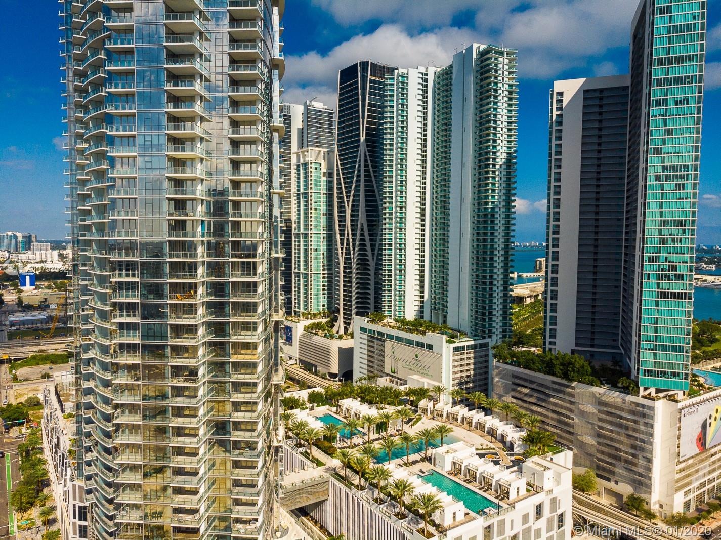 851 NE 1ST AVE #1505 For Sale A10793592, FL