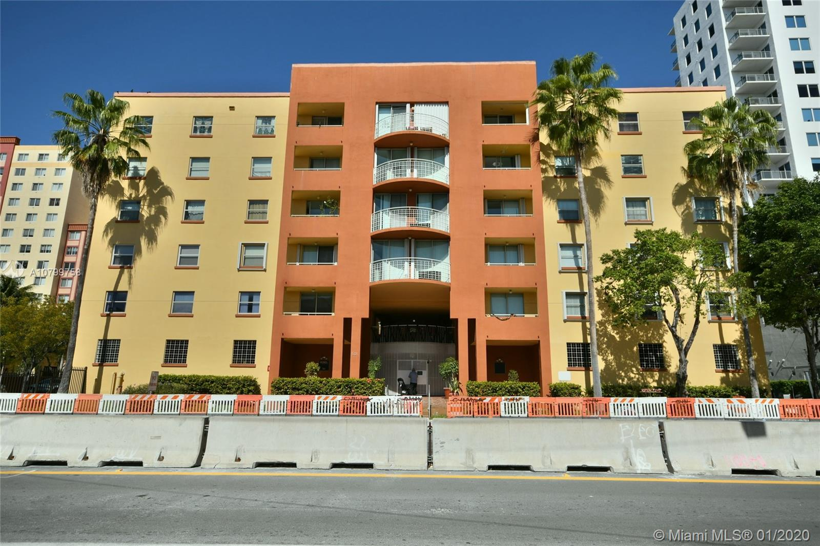 501 SW 1st St #209 For Sale A10799758, FL