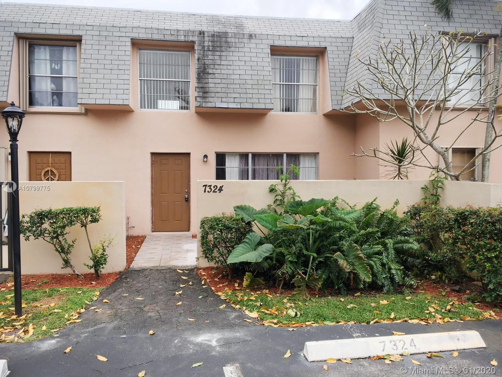 7324 SW 25th Ct #17 For Sale A10799775, FL