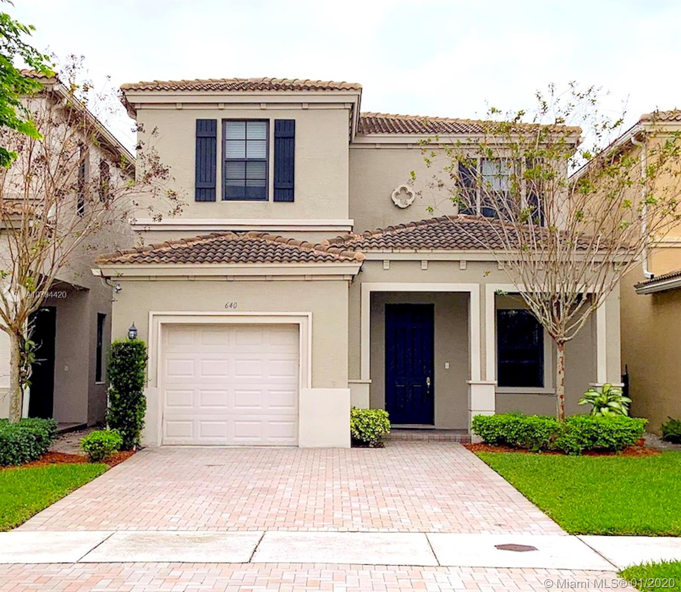 640 NE 193rd St  For Sale A10794420, FL