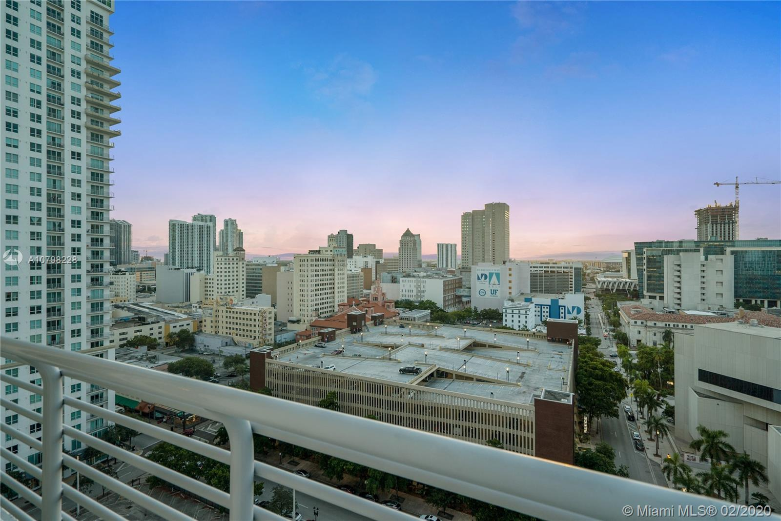 234 NE 3rd St #1701 For Sale A10798228, FL