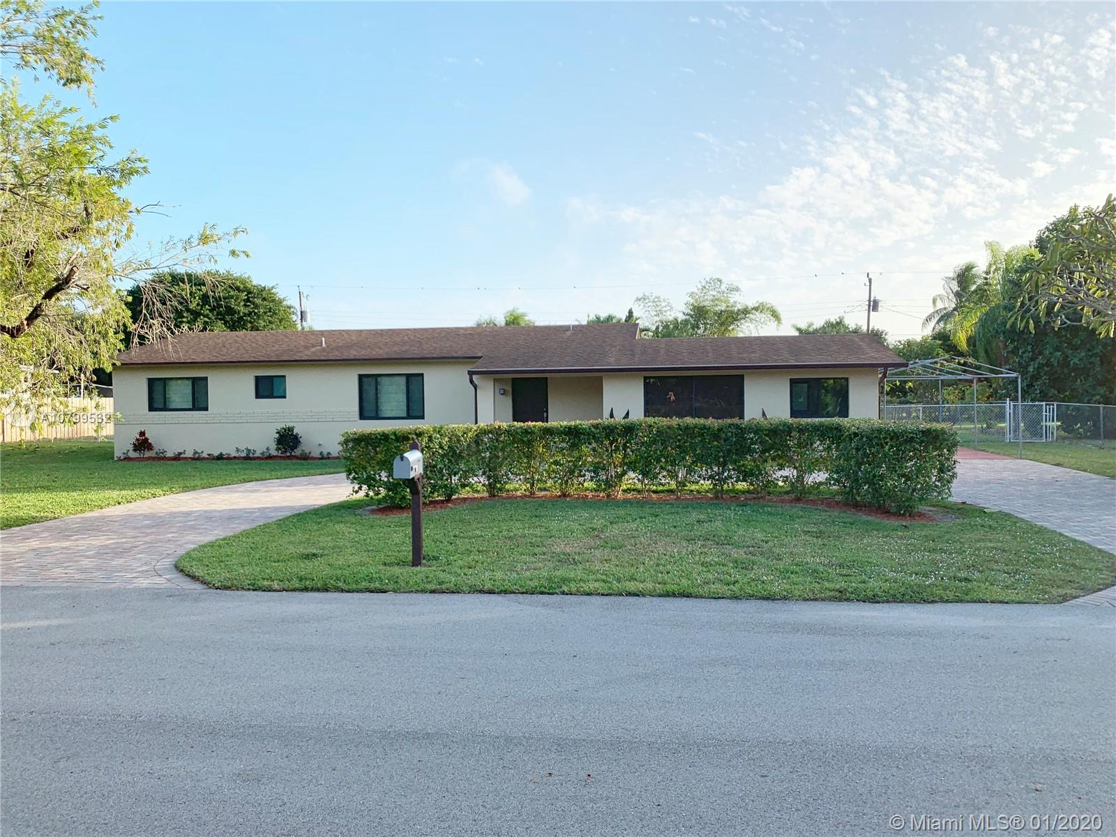 10940 SW 115th St  For Sale A10799532, FL