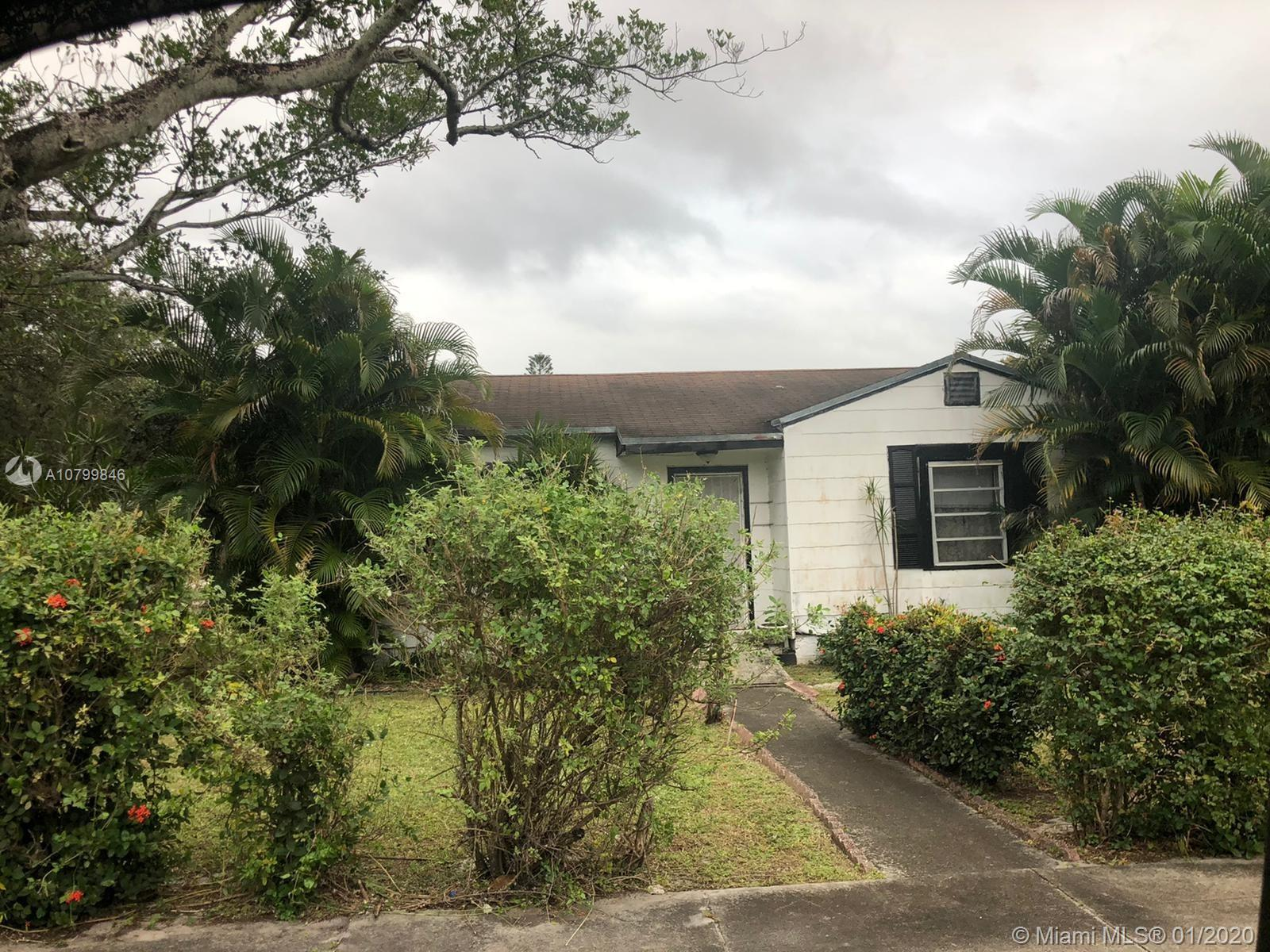 12475 NW 10th Ave  For Sale A10799846, FL
