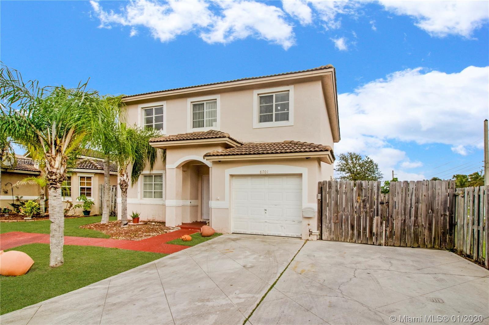 8701 SW 213th Ter  For Sale A10795831, FL