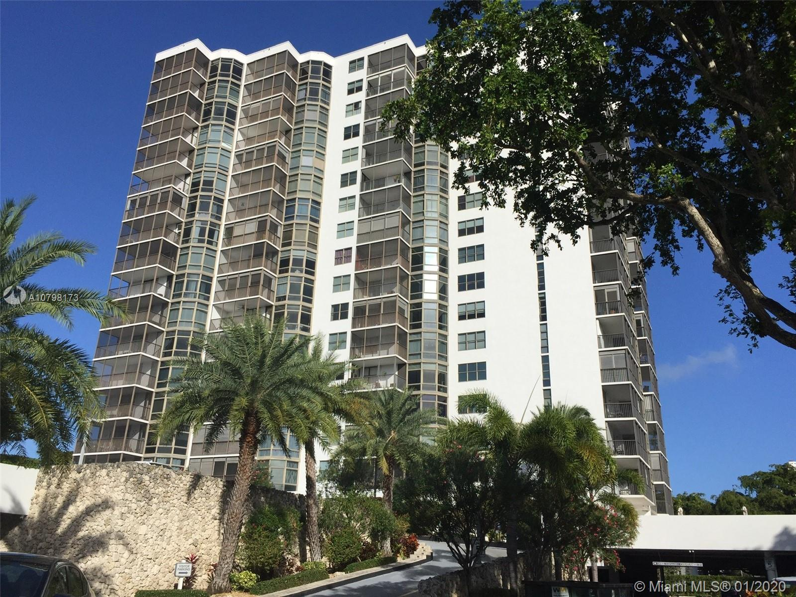 3375 N Country Club Dr #1507 For Sale A10798173, FL