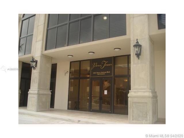 1805  PONCE DE LEON BL #828 For Sale A10800018, FL