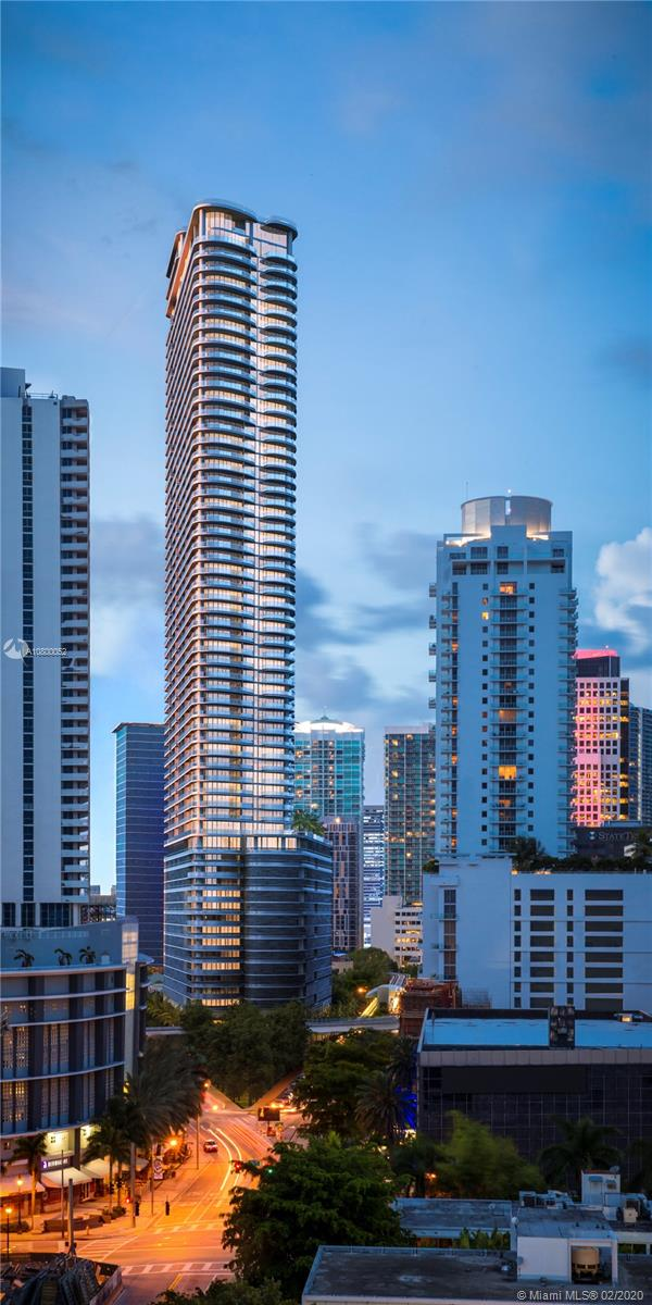 1000  Brickell Plaza #4812 For Sale A10800052, FL