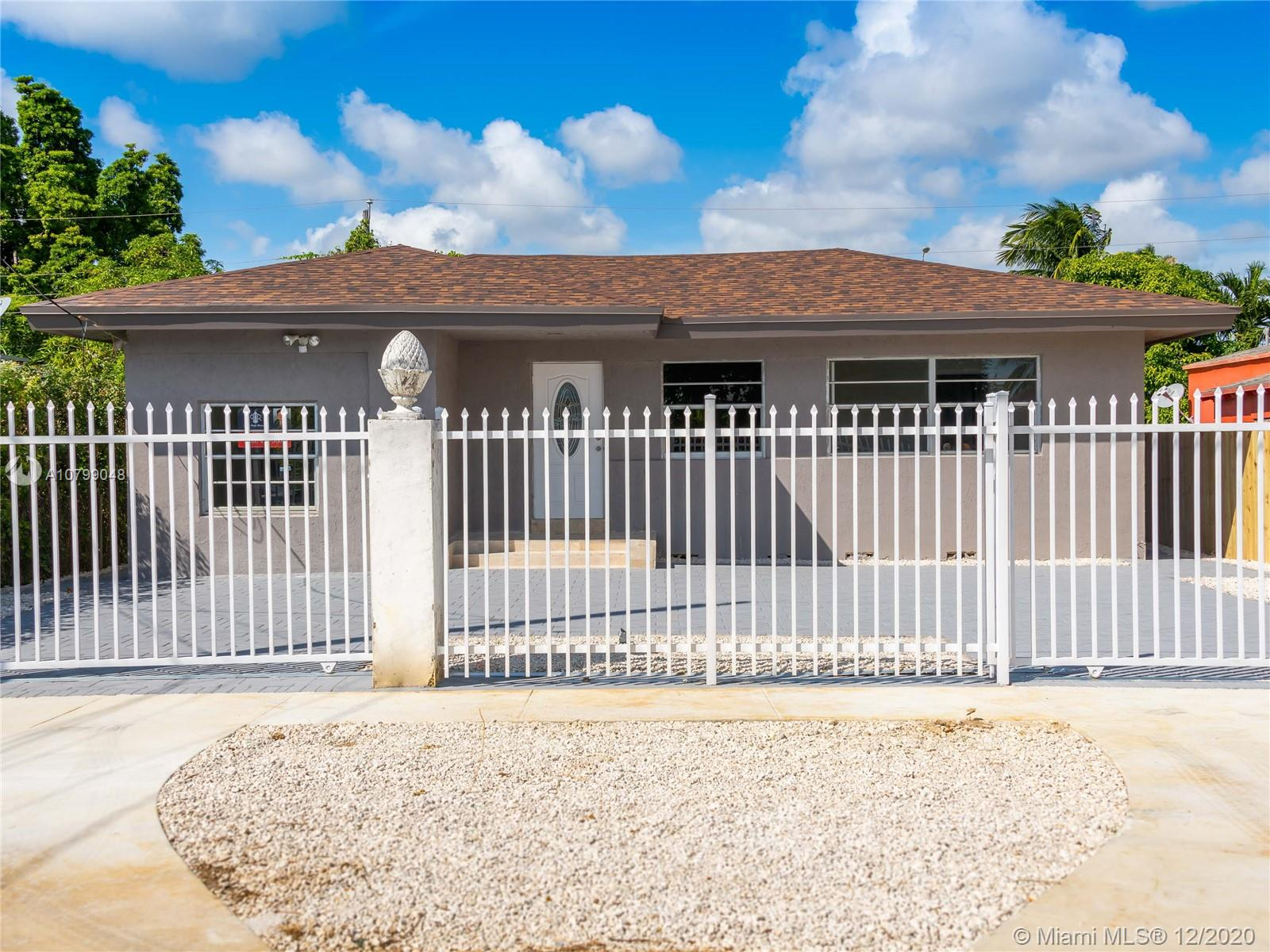 411 NW 81 ST  For Sale A10799048, FL