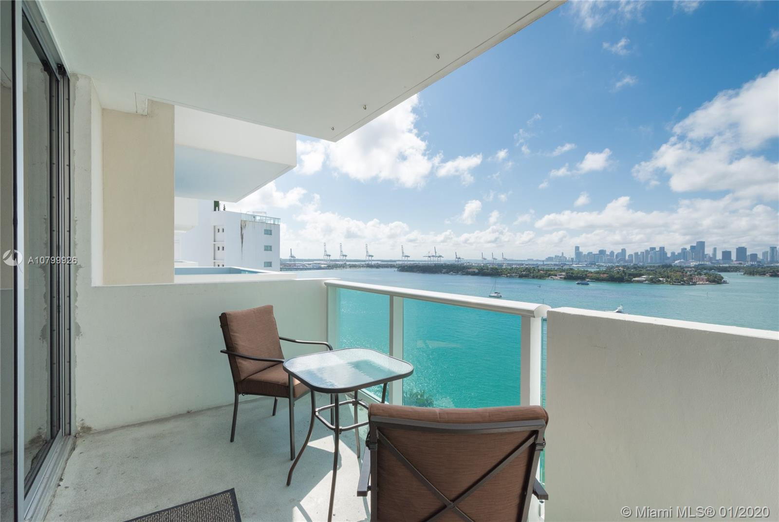 1200  West Ave #1502 For Sale A10799926, FL