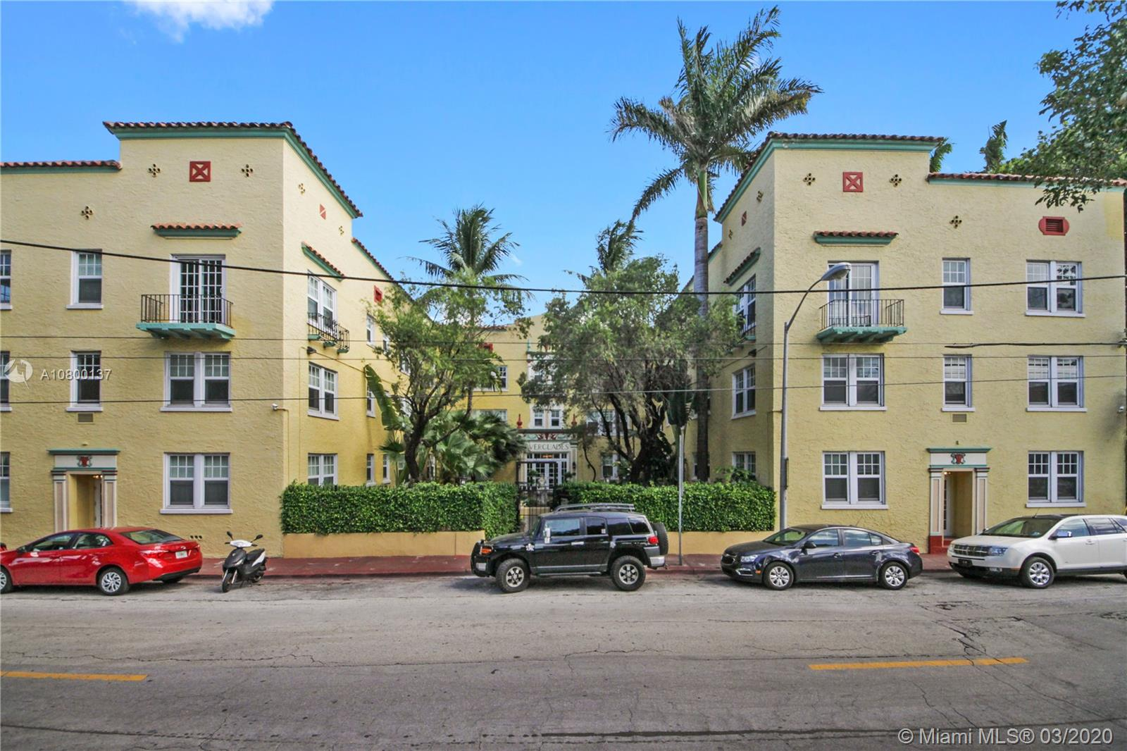 536  14th St #203 For Sale A10800137, FL