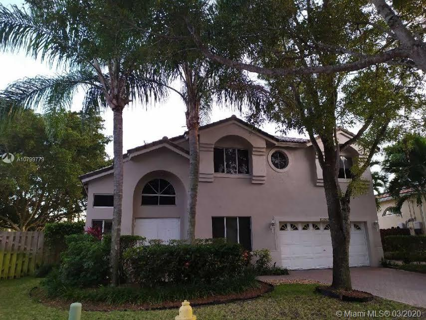 This Beautiful home is located in highly sought after Reflections in Cooper City. Surrounded by A+ schools. The home has 3 bedrooms on the second story as well as 2 full bathrooms. The first floor consists of the kitchen with stainless steel appliances, a 1/2 bath and laundry room, dining, family and living room. There is a 2 car garage and also a 2 car driveway. The backyard of this property is one of the biggest in the neighborhood and perfect for a family.