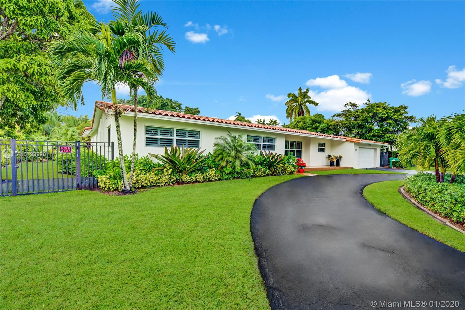 10720 SW 73rd Ave  For Sale A10799990, FL