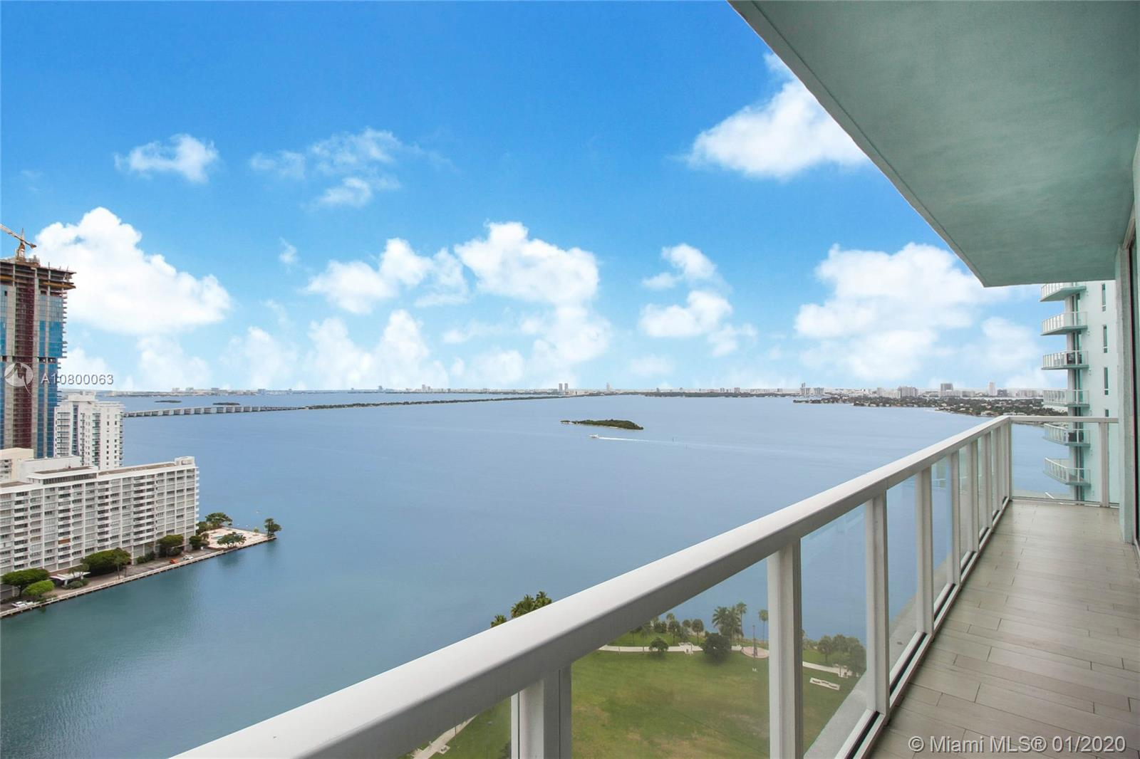 1900 N Bayshore Dr #2615 For Sale A10800063, FL